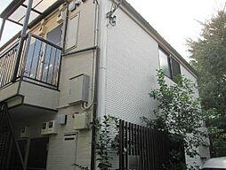 東京都豊島区北大塚1丁目の賃貸アパートの外観