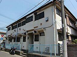 埼玉県さいたま市南区大谷場1丁目の賃貸アパートの外観