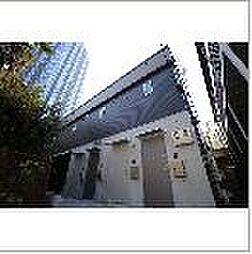 東京都品川区大崎2丁目の賃貸アパートの外観