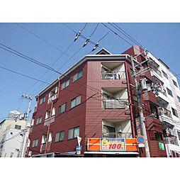 ハピネス藤田[2階]の外観