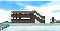仮)湊新築マンション[102号室]の外観