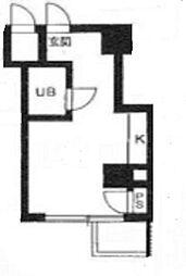 TY BUILDING[4階]の間取り