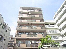 東京都府中市宮西町5丁目の賃貸マンションの外観