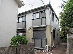 ハイツAKI[2階]の外観