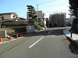 前面道路約9m