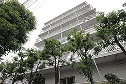 (マンハイム白鳥)安心の新耐震基準・総戸数94戸のビッグコミュニティ。陽当たり良好・室内新規リフォーム済。