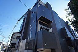 クレオ千早弐番館[1階]の外観