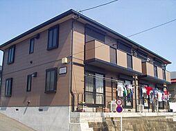 ラークヒルズII[2階]の外観