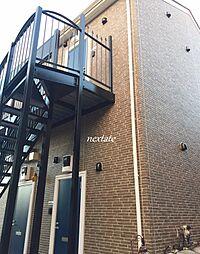 神奈川県横浜市中区石川町3丁目の賃貸アパートの外観