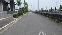 前面 東側道路