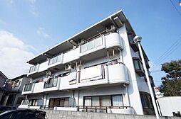 兵庫県宝塚市山本野里2丁目の賃貸マンションの外観