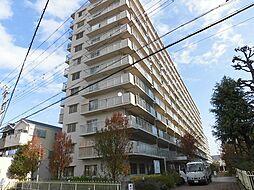 レックスタウン新高1号館[6階]の外観