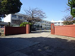 三崎小学校まで...