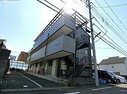 谷マンション[2階]の外観
