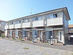 [テラスハウス] 茨城県坂東市上出島 の賃貸【/】の外観
