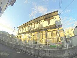 クインズコート豊島[1階]の外観