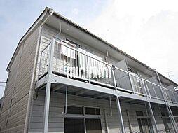 菅野荘[1階]の外観