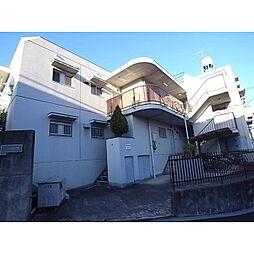 奈良県生駒市山崎町の賃貸マンションの外観