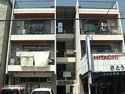 兵庫県姫路市宮西町3丁目の賃貸マンションの外観