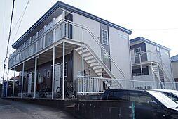 福岡県太宰府市通古賀6丁目の賃貸アパートの外観