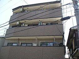 ウィルロクタン[4階]の外観