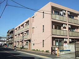 東京都三鷹市新川4丁目の賃貸マンションの外観