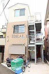 神奈川県川崎市川崎区鋼管通4丁目の賃貸アパートの外観