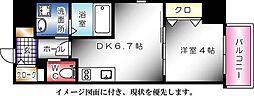 KatayamaBLDG23[803号室]の間取り