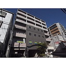 奈良県奈良市西大寺本町の賃貸マンションの外観