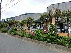 ベニースーパー西亀有店 540m