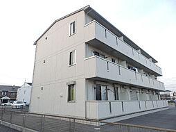 三重県津市桜田町の賃貸アパートの外観