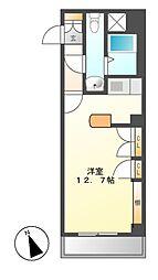 ドゥーエ大須(旧メゾン・ド・ヴィレ大須)[7階]の間取り