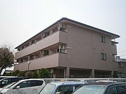 大阪府高槻市氷室町2丁目の賃貸マンションの外観