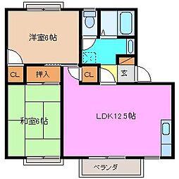 津駅 5.5万円