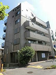 クラウンズコート笹塚[4階]の外観