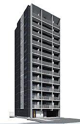 ブルースクエアー響IV[803号室]の外観