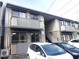 ボンヌ・シャンス弐番館[2階]の外観