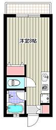 新井薬師前駅 6.6万円