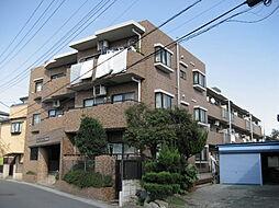 ライオンズマンション新田[3階]の外観