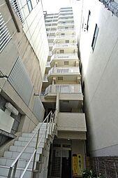レジュールアッシュ谷町[4階]の外観