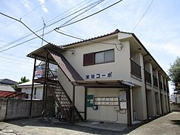 東栄コーポ[13号室]の外観
