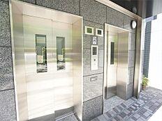駐輪場、地上直通エレベーター