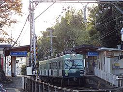 京阪穴太駅 3...