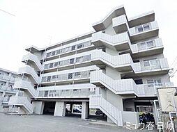 福岡県太宰府市都府楼南4丁目の賃貸マンションの外観