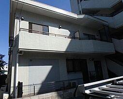 埼玉県上尾市宮本町の賃貸マンションの外観