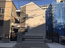 サークルハウス浮間弐番館[1階]の外観