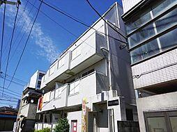 ホワイトコート八千代台[4階]の外観