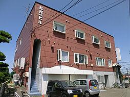 松屋第2ビル[3階]の外観