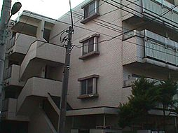 東京都大田区池上6丁目の賃貸マンションの外観