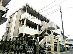埼玉県さいたま市浦和区本太5丁目の賃貸マンションの外観